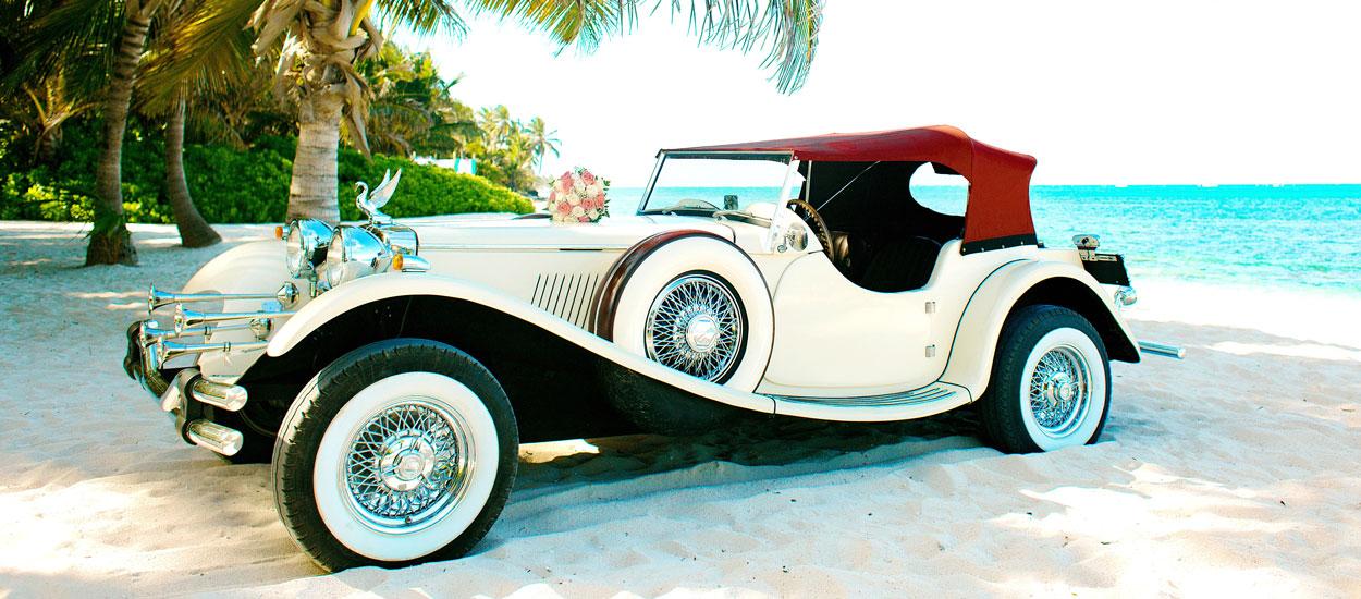 Samochód 2 - Jaguar SS100 1937r.