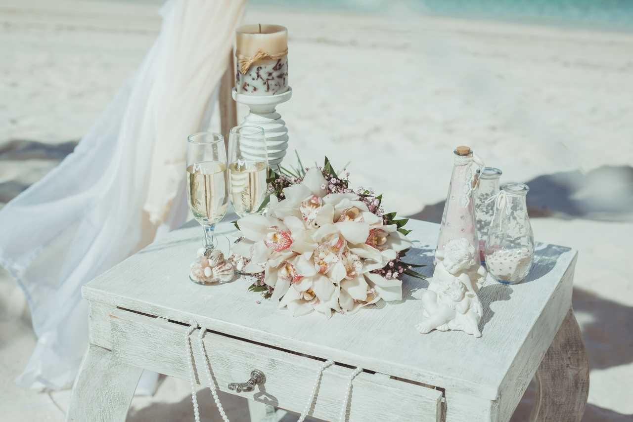 Szampan do ślubu